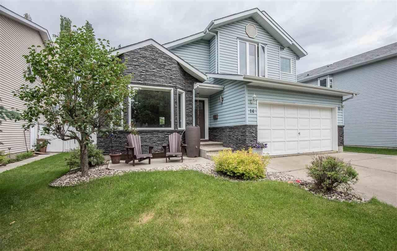 House for sale at 14 Durand Pl St. Albert Alberta - MLS: E4187330