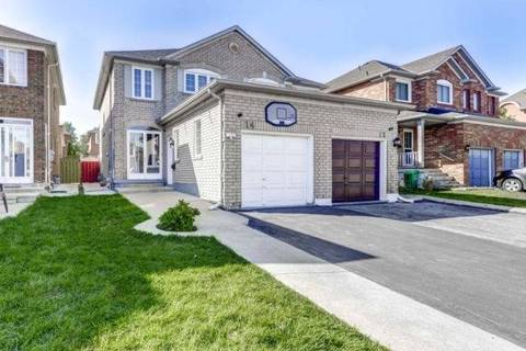 Townhouse for sale at 14 Dusty Star Rd Brampton Ontario - MLS: W4605028