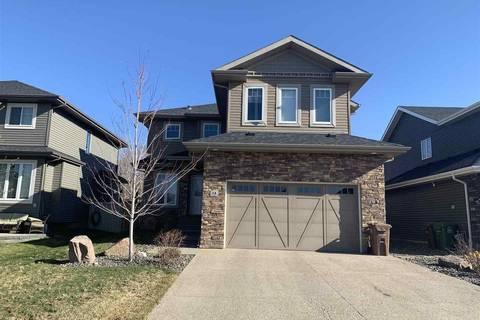 House for sale at 14 Edgewater Te N St. Albert Alberta - MLS: E4153719
