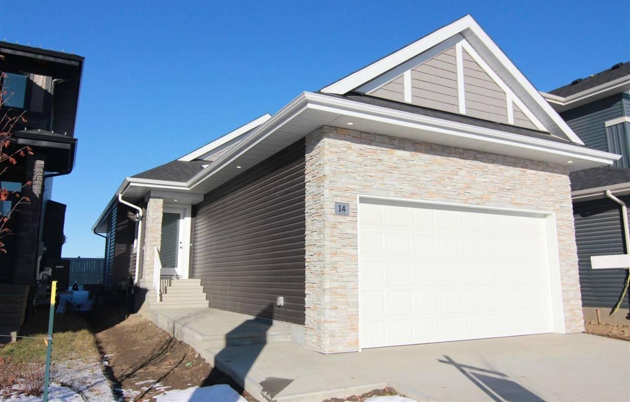 House for sale at 14 Edison Dr St. Albert Alberta - MLS: E4184425