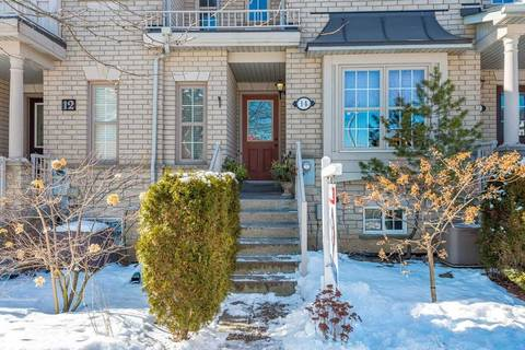 Townhouse for sale at 14 Ellesmere St Richmond Hill Ontario - MLS: N4693914