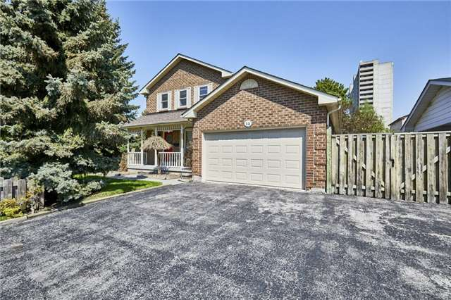 For Sale: 14 Emperor Street, Ajax, ON | 3 Bed, 3 Bath House for $629,900. See 20 photos!