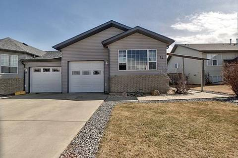 Townhouse for sale at 14 Erin St Lacombe Alberta - MLS: C4244480