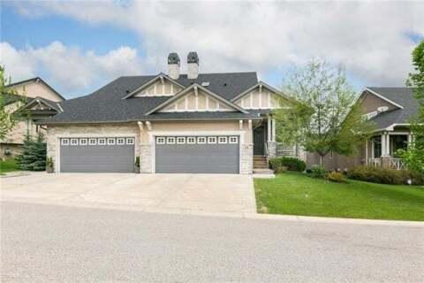 Townhouse for sale at 14 Evercreek Bluffs Vw Southwest Calgary Alberta - MLS: C4302870