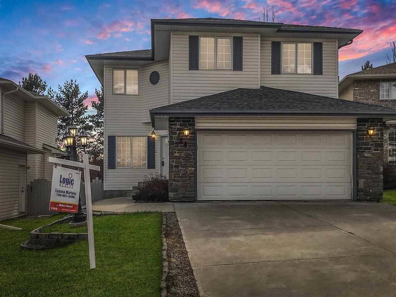 House for sale at 14 Evergreen Cs St. Albert Alberta - MLS: E4157919