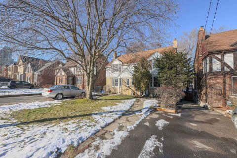 Townhouse for sale at 14 Fairfield Rd Toronto Ontario - MLS: C5082301
