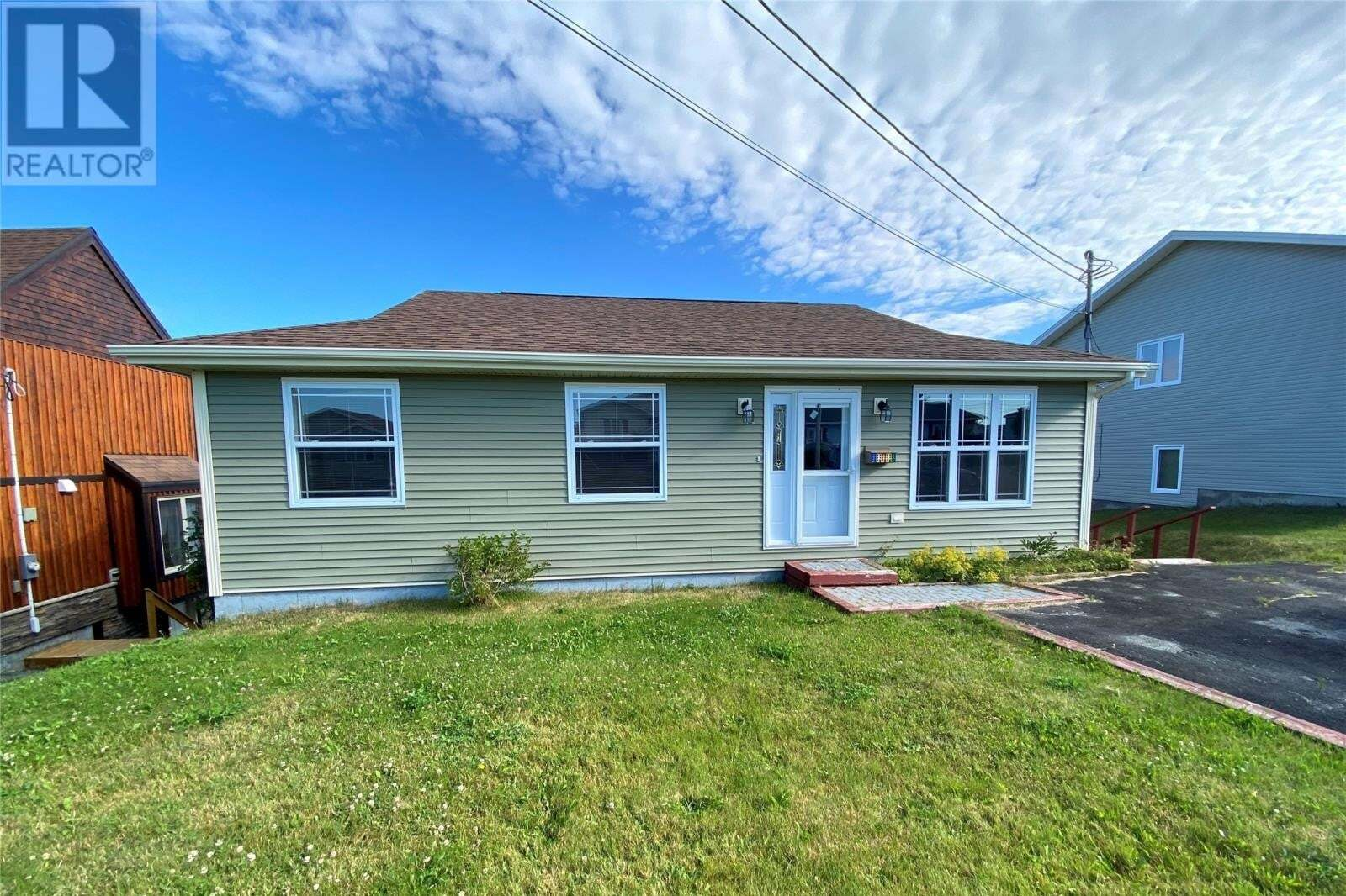 House for sale at 14 Falkirk Pl Torbay Newfoundland - MLS: 1218725