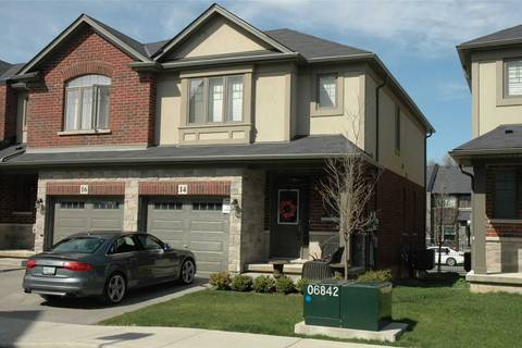Townhouse for rent at 14 Farely Ln Hamilton Ontario - MLS: X4752720