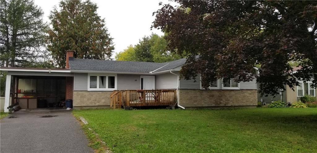 House for sale at 14 Ferguson St Kemptville Ontario - MLS: 1171234