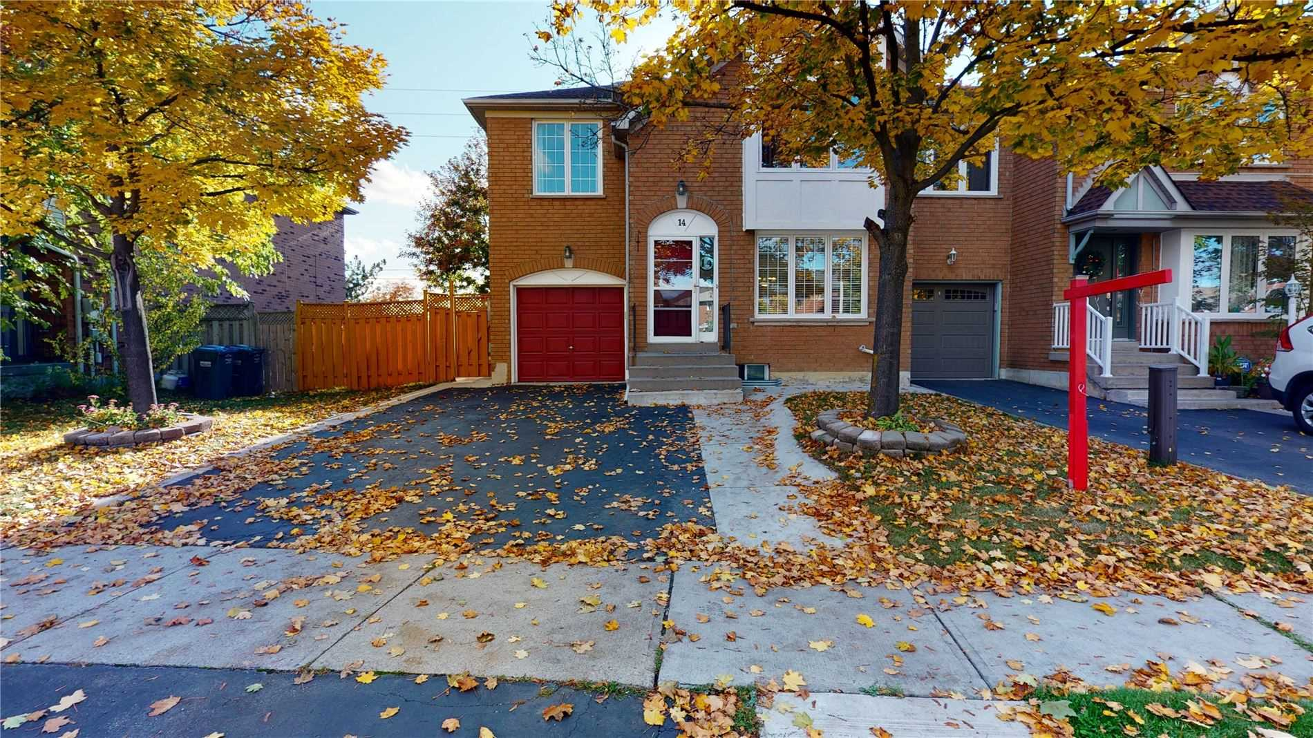 For Sale: 14 Fern Valley Crescent, Brampton, ON | 3 Bed, 4 Bath Townhouse for $759900.00. See 28 photos!