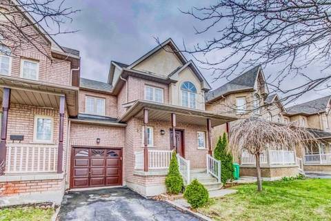 Townhouse for sale at 14 Field Sparrow Rd Brampton Ontario - MLS: W4434157