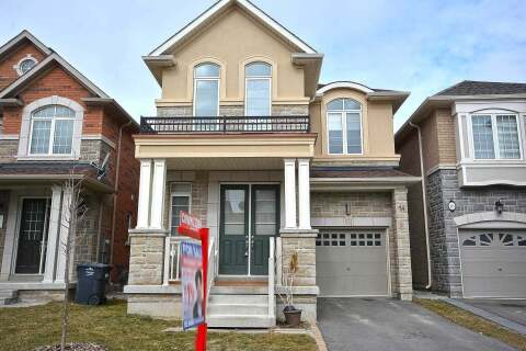 House for sale at 14 Foliage Dr Brampton Ontario - MLS: W4777443