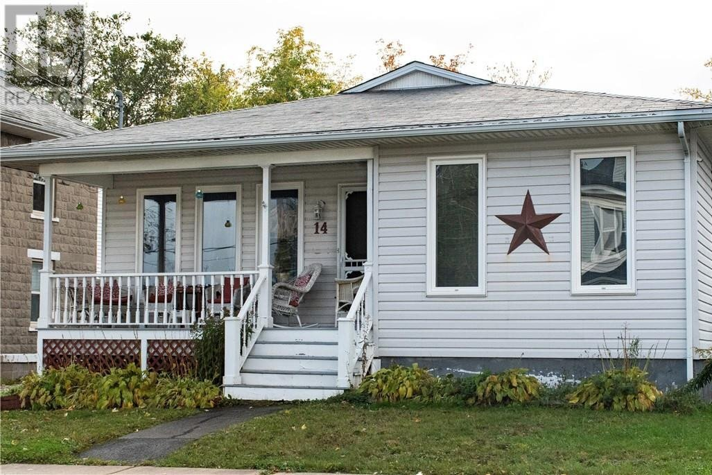House for sale at 14 Fownes St Moncton New Brunswick - MLS: M131592