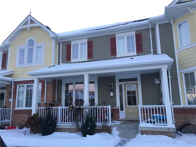 Sold: 14 Frank Davis Street, Markham, ON