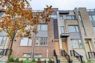 Townhouse for sale at 14 Frederick Tisdale Dr Toronto Ontario - MLS: W4612768