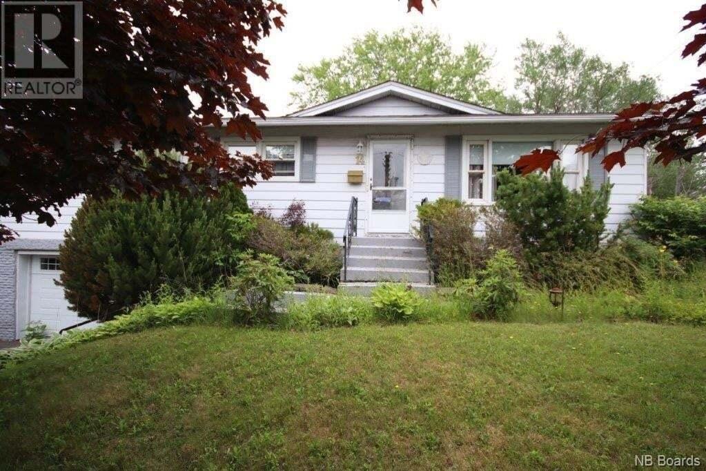 House for sale at 14 Gerard St Saint John New Brunswick - MLS: NB045299