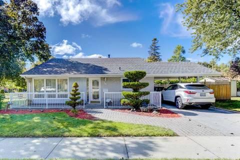 House for sale at 14 Gondola Cres Toronto Ontario - MLS: E4600529