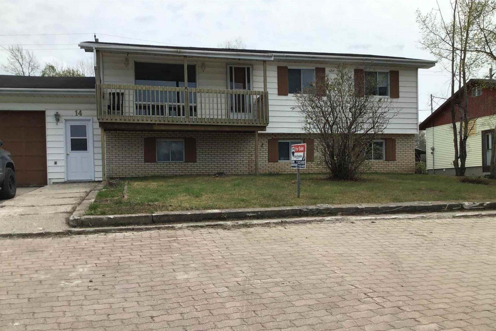 House for sale at 14 Graham Dr Manitouwadge Ontario - MLS: TB200806
