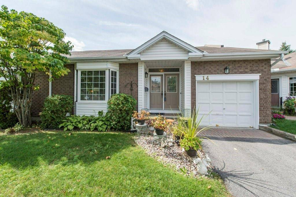 Townhouse for sale at 14 Grand Harbour Ct Stittsville Ontario - MLS: 1167590