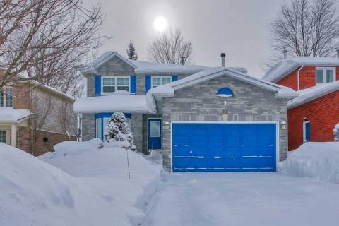 House for sale at 14 Grasett Cres Barrie Ontario - MLS: S4718170