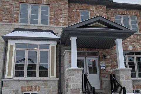 Townhouse for rent at 14 Hahn St Whitby Ontario - MLS: E4687201