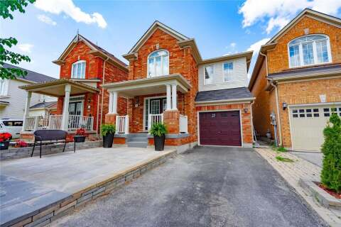 House for sale at 14 Harry Sanders Ave Whitchurch-stouffville Ontario - MLS: N4821624