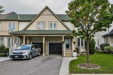 Townhouse for sale at 14 Haverhill Cres Whitby Ontario - MLS: E4918015