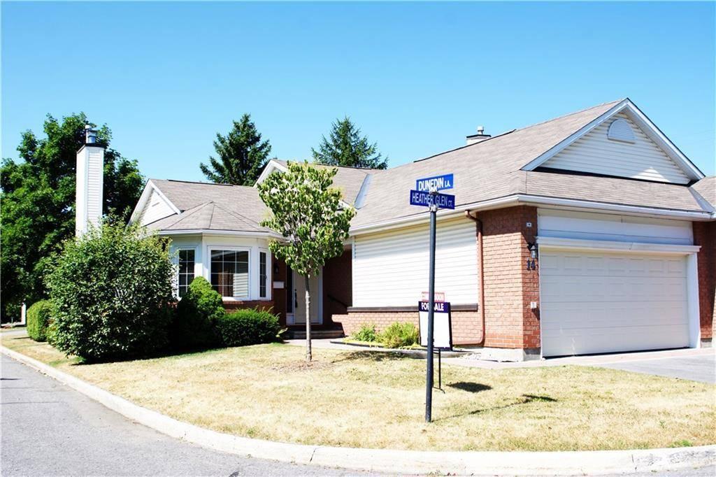 Townhouse for sale at 14 Heather Glen Ct Stittsville Ontario - MLS: 1164841