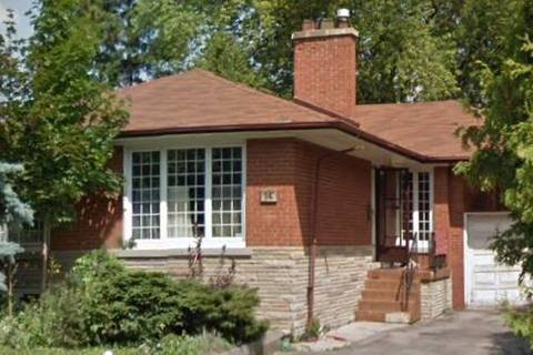 House for sale at 14 Heather Rd Toronto Ontario - MLS: E4371854