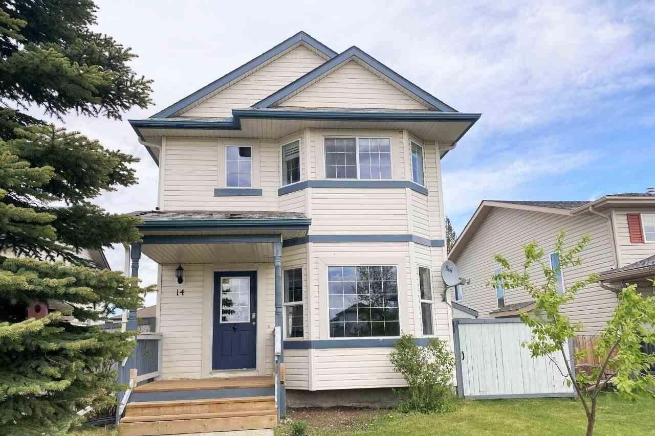 House for sale at 14 Heatherglen Cr Spruce Grove Alberta - MLS: E4198632