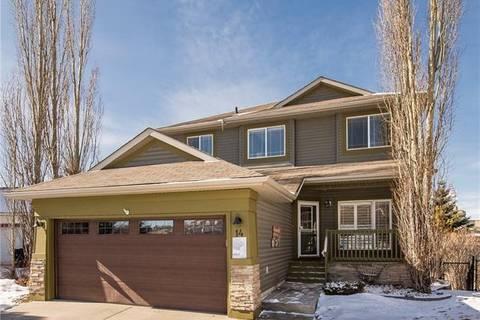 House for sale at 14 Hidden Creek Vw Northwest Calgary Alberta - MLS: C4291417