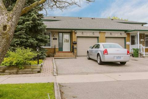 Townhouse for sale at 14 Hoover Cres Toronto Ontario - MLS: W4463848