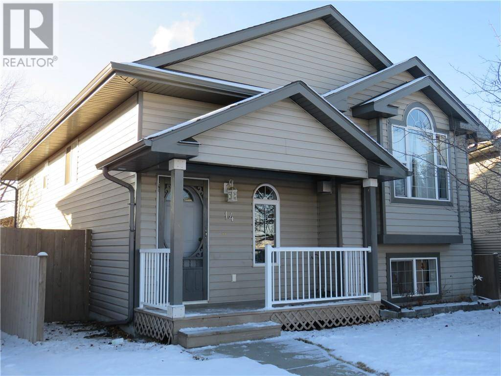 House for sale at 14 Ing Cs Red Deer Alberta - MLS: ca0184357