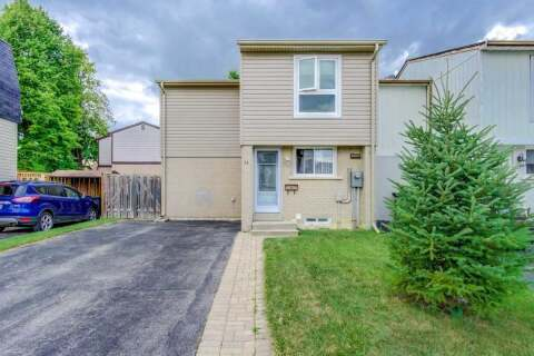Townhouse for sale at 14 Jasmine Sq Brampton Ontario - MLS: W4914165