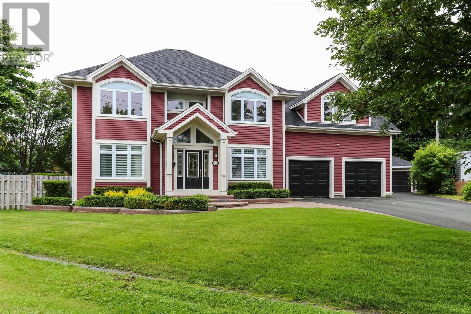 House for sale at 14 Kent Pl St. John's Newfoundland - MLS: 1199962