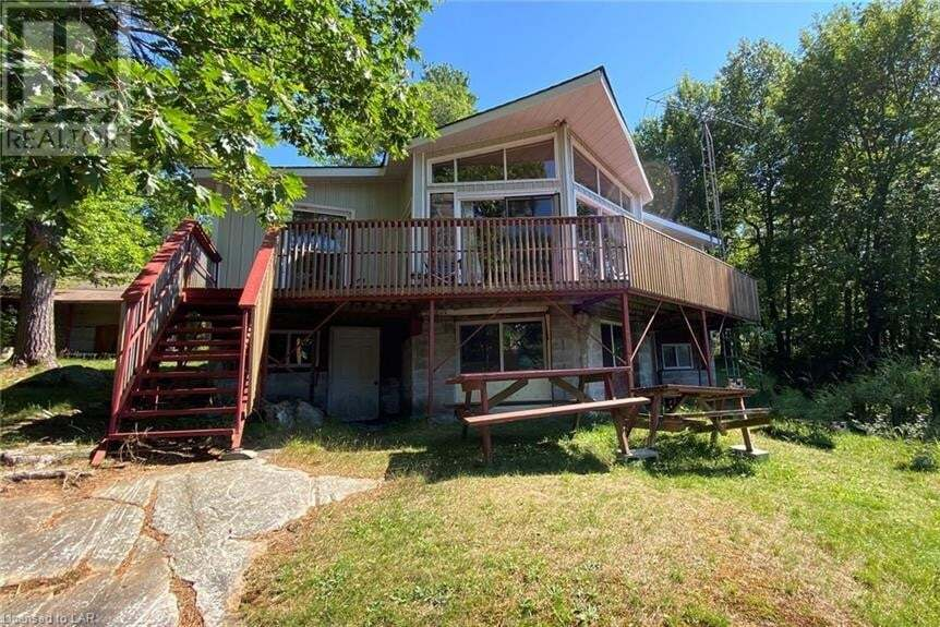 House for sale at 14 Lagoon Dr The Archipelago Ontario - MLS: 263083