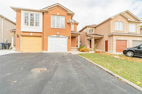 Townhouse for sale at 14 Lake Louise Dr Brampton Ontario - MLS: W4629027