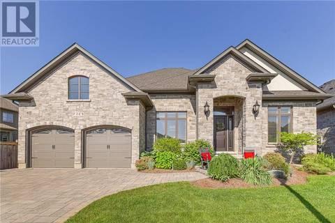 House for sale at 14 Langton Dr Kitchener Ontario - MLS: 30749796