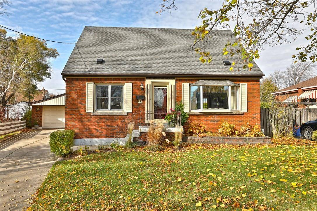 House for sale at 14 Leavesden Pl Hamilton Ontario - MLS: H4065848