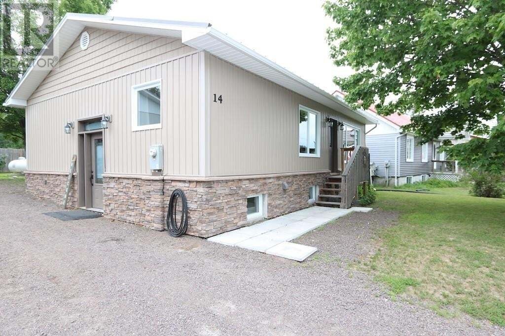 House for sale at 14 Leclaire St Noelville Ontario - MLS: 2087604