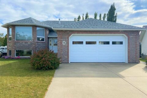 House for sale at 14 Lincoln Cs Lacombe Alberta - MLS: A1033028