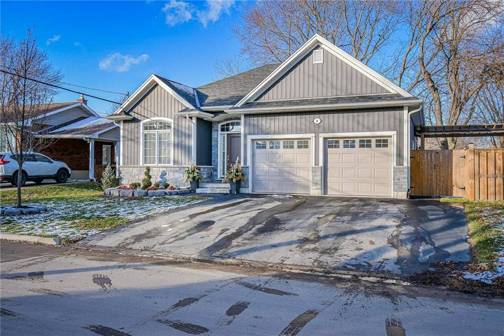 House for sale at 14 Lindel Cres Welland Ontario - MLS: 30783459