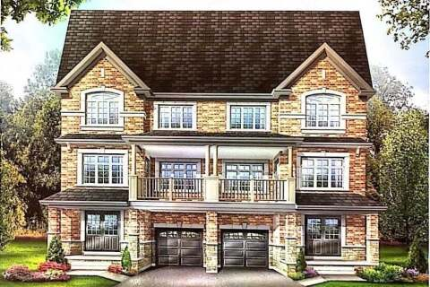 Townhouse for sale at 14 Lowes Hill Cres Caledon Ontario - MLS: W4929257