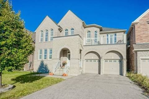 House for sale at 14 Lugano Cres Markham Ontario - MLS: N4424362