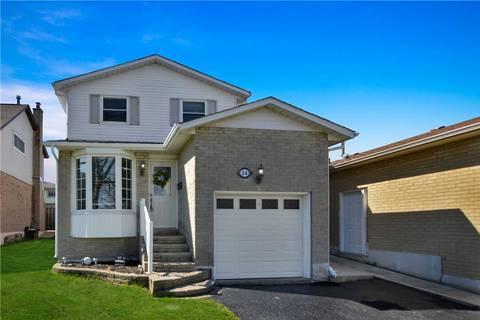 Residential property for sale at 14 Lyton Cres Hamilton Ontario - MLS: X4455621