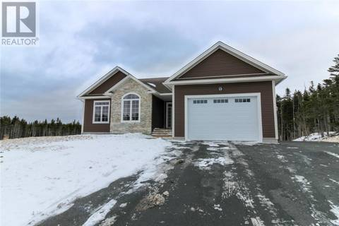 House for sale at 14 Marie Pl Portugal Cove Newfoundland - MLS: 1191675