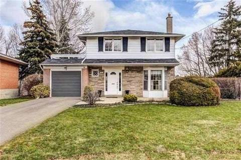 House for rent at 14 Martinview Ct Toronto Ontario - MLS: W4490583
