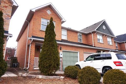 Townhouse for sale at 14 Mattari Ct Toronto Ontario - MLS: W4460478