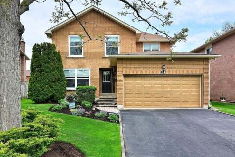 House for sale at 14 Mayberry Ct Markham Ontario - MLS: N4781764