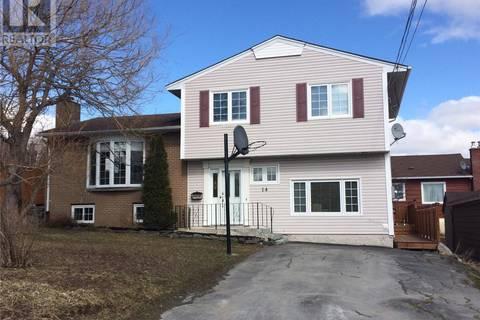 House for sale at 14 Mayfair Ave Corner Brook Newfoundland - MLS: 1195191